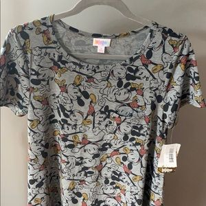 LulaRoe Disney Carly T-Shirt dress